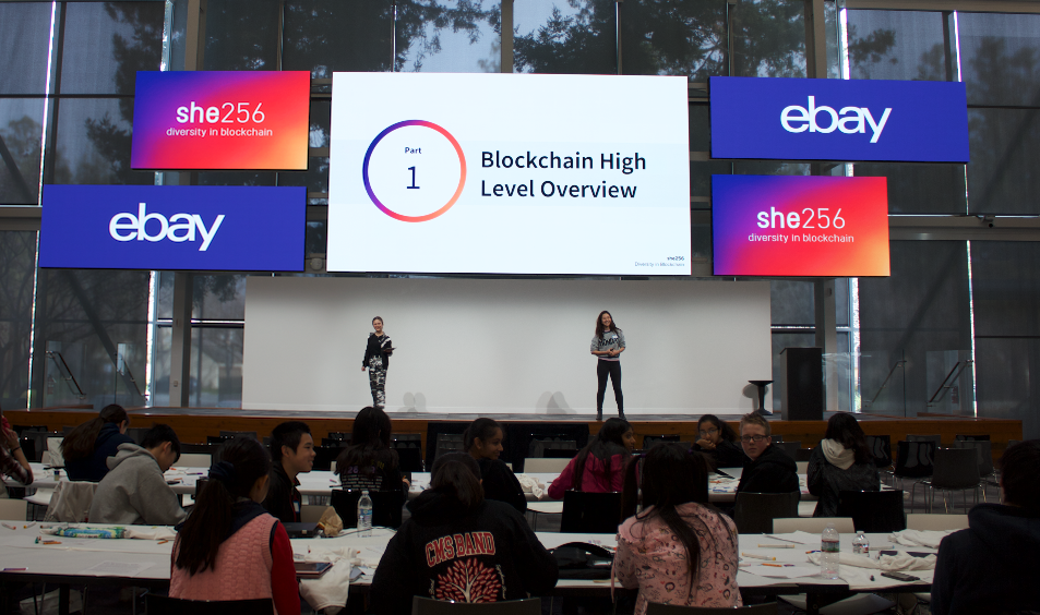 A lecture series on blockchain fundamentals geared towards high-schoolers.